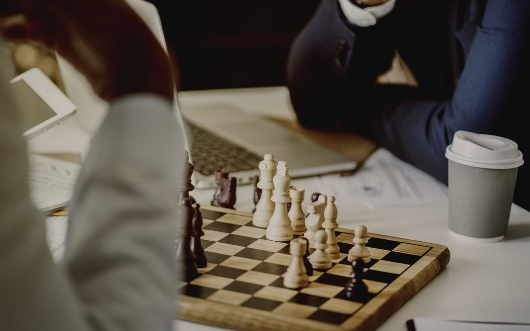 Five Principles from Chess To Change Your Software Game