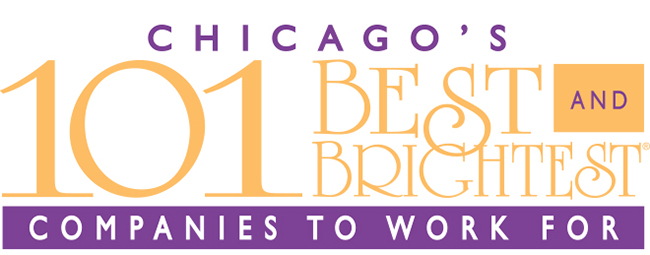 "Geneca named one of ""Chicago's Best and Brightest Companies to Work For"""